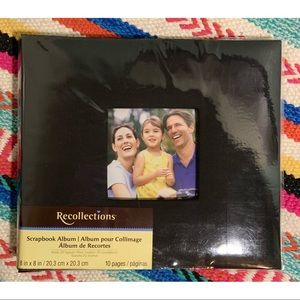 Photo Scrapbook Album